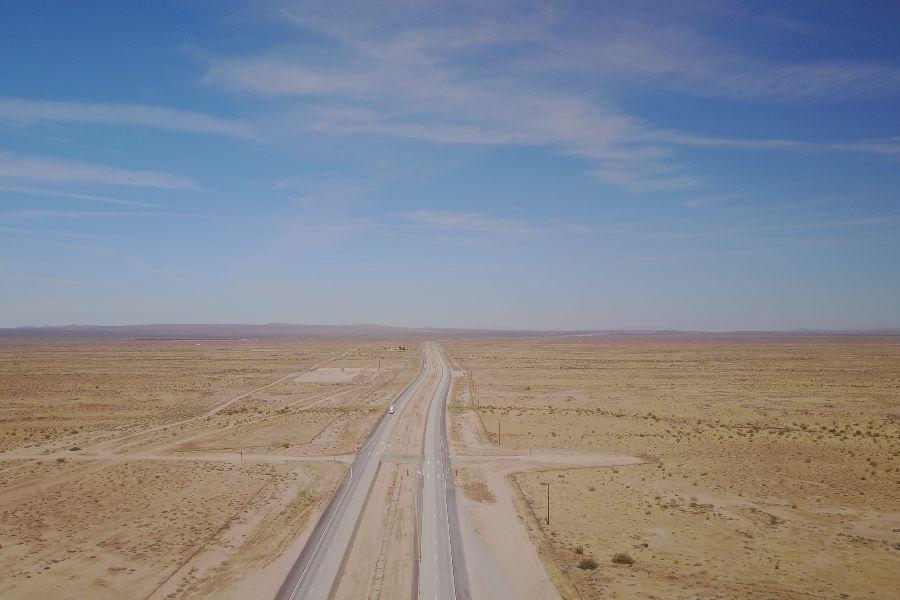 Laughlin-desert