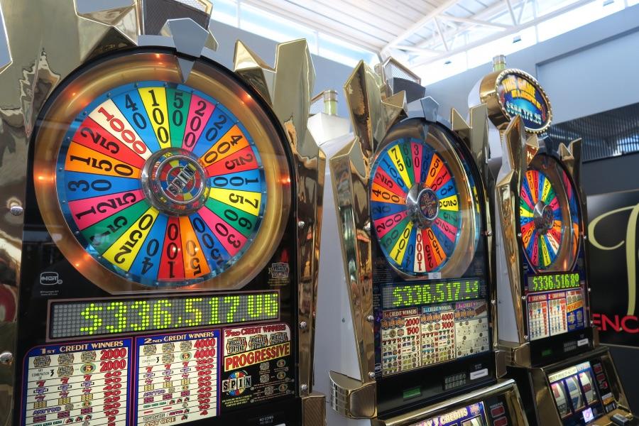 Las-Vegas-gokkasten