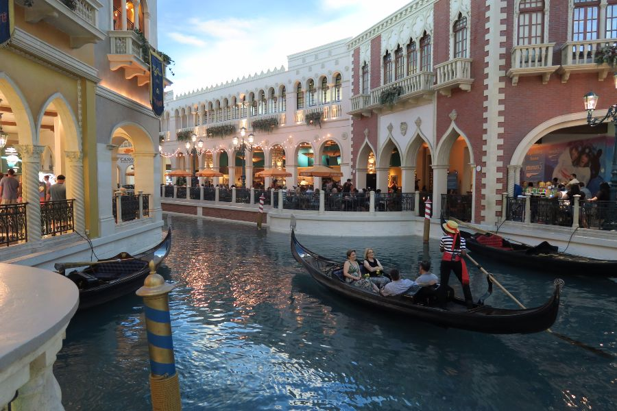 Las-Vegas-the-venetian