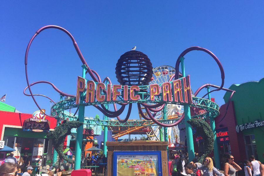 Santa-Monica-Pier-Park