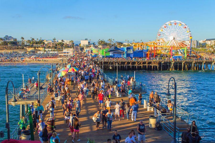 Santa-Monica-Pier-overview