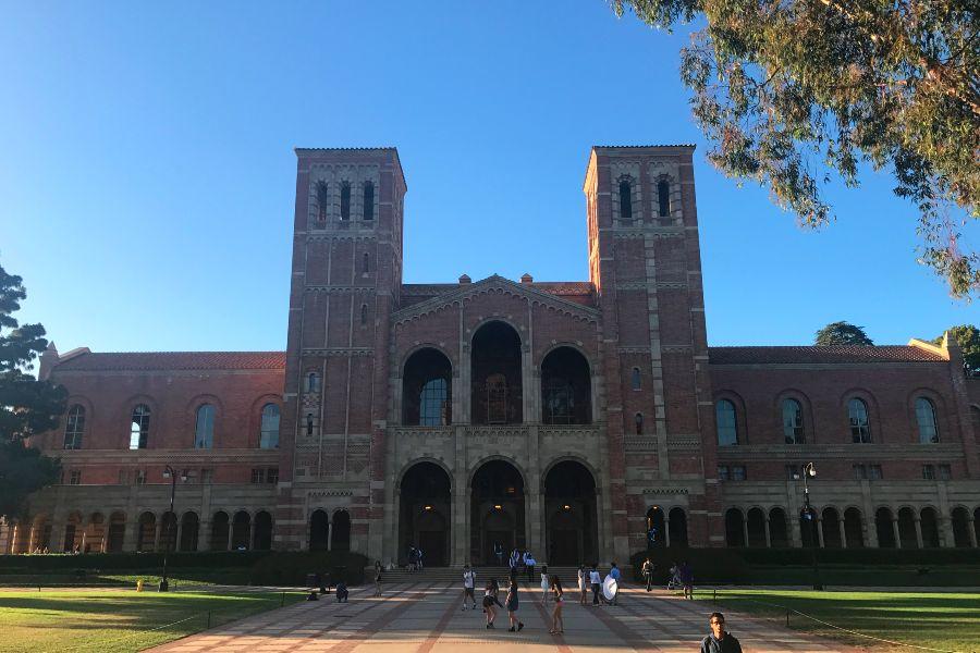 Los-Angeles-UCLA-campus