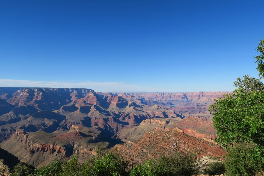 Grand-Canyon-grand-view-point-day