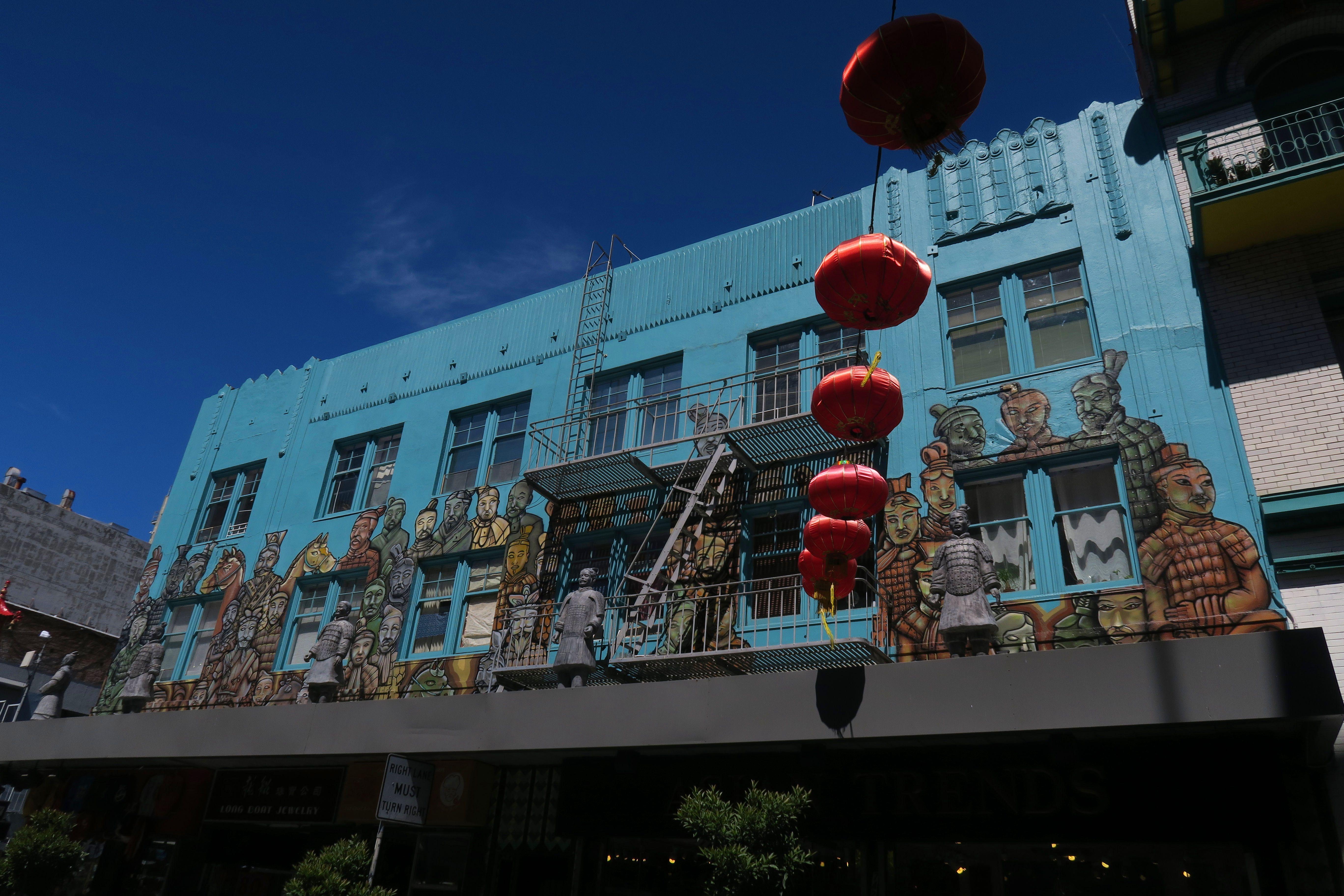San-Francisco-china-town-house