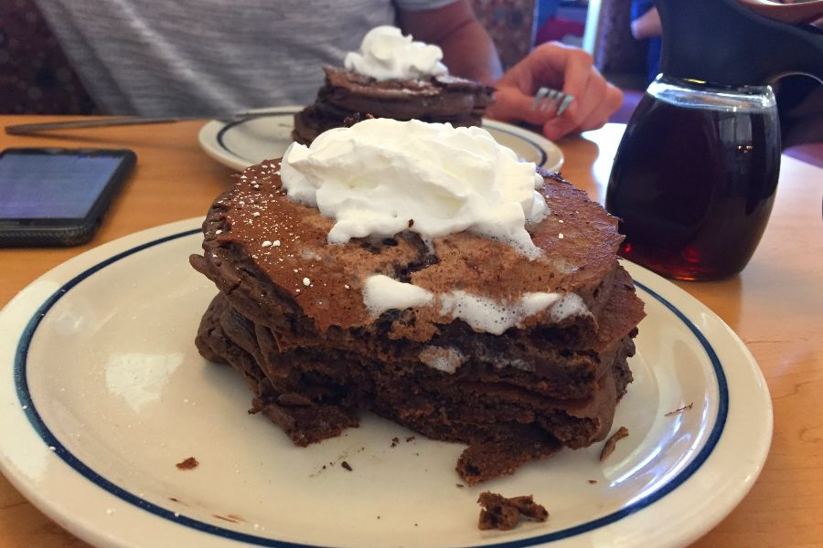 ihop-pancakes-chocolate