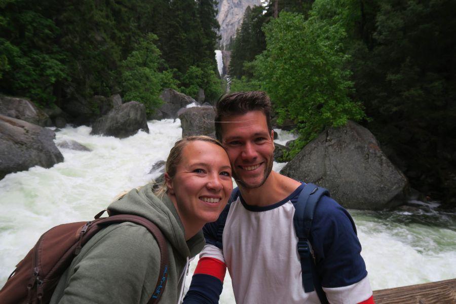 Yosemite-river
